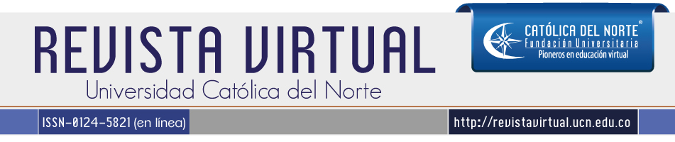 Revista Virtual Universidad Católica del Norte